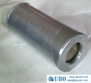 stainless steel pleated filter elements 316