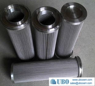 Filter Cartridge for High Pressure Filter in Rotary Turbo Nozzle