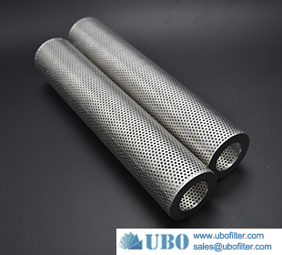 Professional 316l filter terp tube perforated tube for oil filter