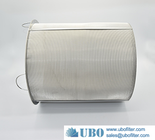 stainless Steel Wire Mesh basket centrifuge Filter