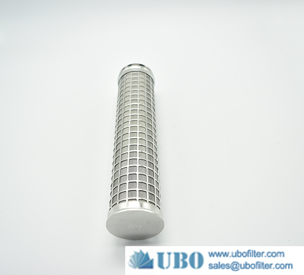 304 Stainless Steel Wire Mesh Perforate Filter