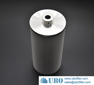 SS 316L Wire Mesh Sintered Air Filter