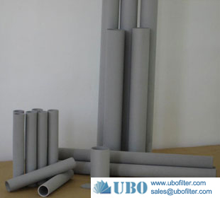 High Quality Stainless steel sintered power metal filber titanium air filter element