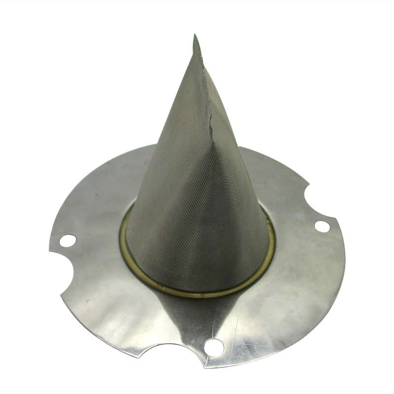 Stainless Steel304 316 Perforated Cone Coffee Filter