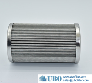 stainless steel wire mesh pleated cartridge filter