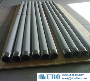 Stainless Steel Powder Sintered Cylinder Filter Element for Filtration