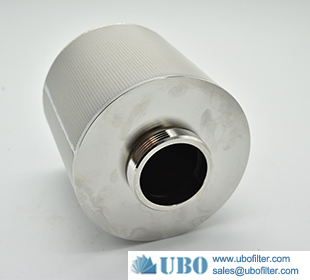 AISI 304 filter sintered mesh centrifugal filter