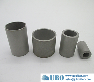 Custom 15 microns 316L mesh powder sintered stainless steel filter element