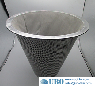 stainless steel 304 perforated tube for water element
