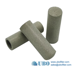 High Temperature Powder Sintered Metal Microporous Filters