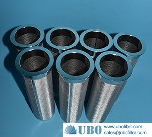 Multi Layers Sintered Stainless Steel Metal Mesh Filter Element