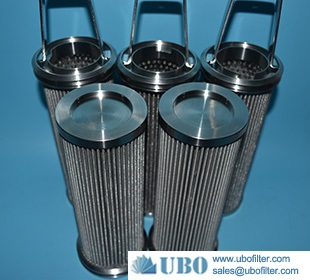SS Pleated Basker Metal Mesh Filter strainer Cartridge