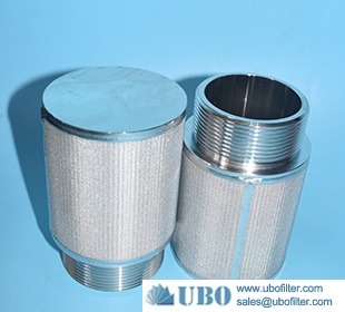 Stainless Steel Sintering Wire Mesh Filter Element