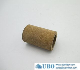 Sintered Bronze Stainless Steel Microns Multi Porosity Metal