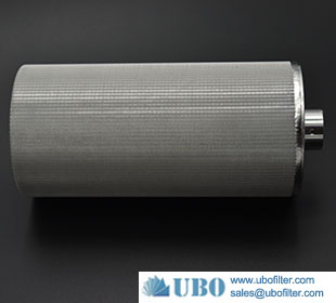 Sintered Metal Wire Mesh Filter Elements