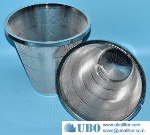 Stainless Steel 304 316L Basket Filter