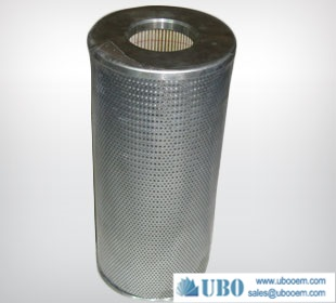 Chemical sintered mesh cloth filter cylinder,filter element,wire mesh filter-Manufacturers ...