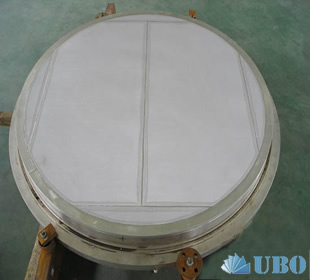 Stainless Steel Chemical Filter Disc