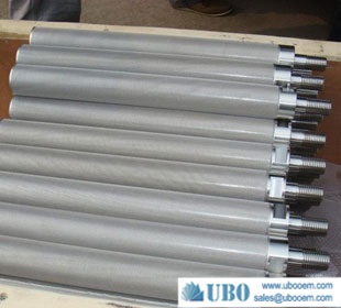 Stainless steel mesh sintered filters