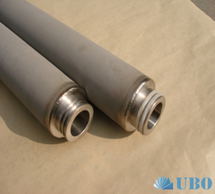 Hith Quality Titanium Sintered Filter Cartridges