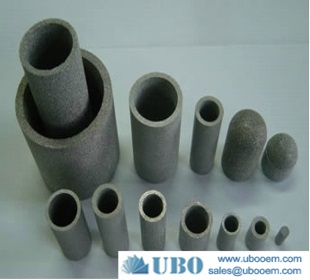 Sintered Metal Powder Filter for dust removal