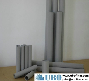 Chemical Industry Sintered Powder Filter Cartridge