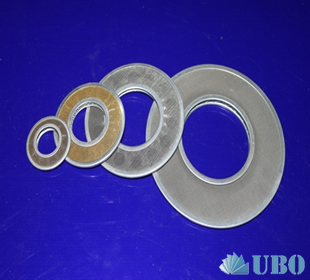 metal leaf disc filter for water tretment