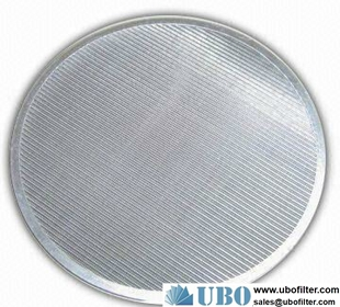 metal wire disc filter for oil filtration