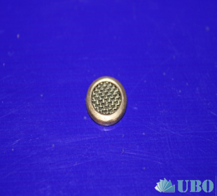 round metal wire disc filter