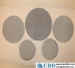 filter disc for back washing system