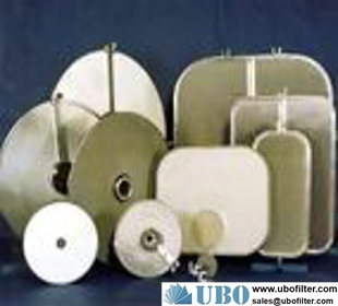 metal wire disc filter for spinning dope industry