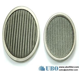 metal wire disc filter for textile industry