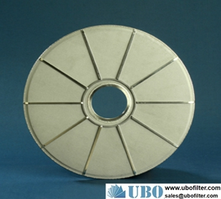 high quality metal wire disc filter cartridge for oil filtration