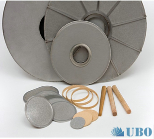 Sintered felt Filter Disc in industry