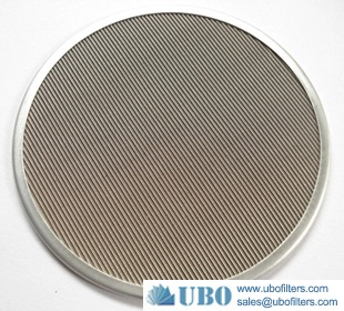 chemical fiber industry filtration filter plate