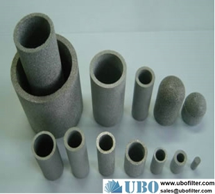 Powder Porous Sintered Titanium Filter Element for Medical Chemical