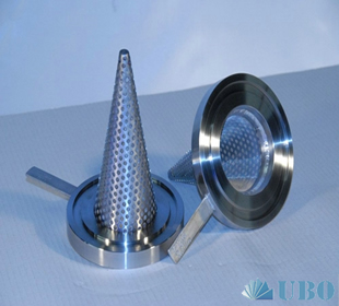 Cone Strainers of Ring Support