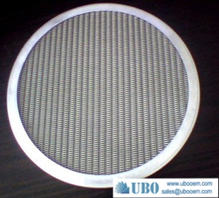high quality sintered stainless steel wire mesh filter for oil filtration