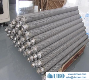 Sintered metal Fiber Felt Mesh Filter (hot sale)