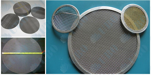 AISI 304 filter mesh flake for chemical fiber textiles