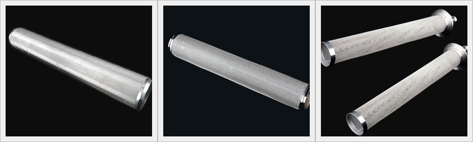 stainless steel multi-layer sintered metal mesh filter