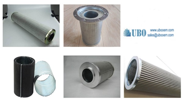 hydraulic in line oil filter