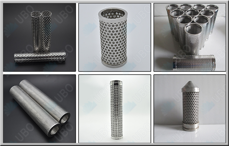 filters/<a href='http://www.ubofilter.com/' target='_blank'>filter element</a>/Perforated Pipe/Basket filter
