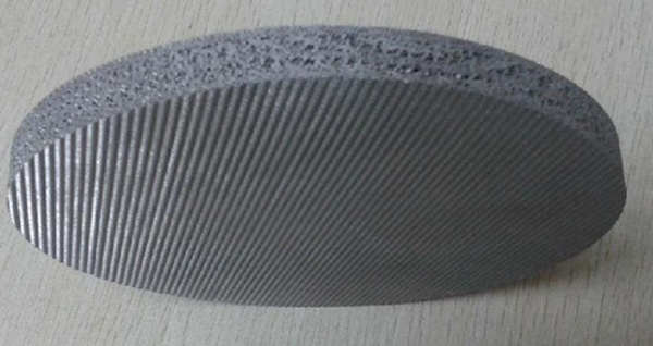 304 316 Stainless steel wire sintered mesh filter disc
